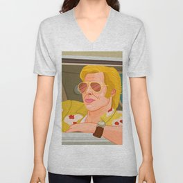 Once Upon A Time in Hollywood Cliff Booth Unisex V-Neck