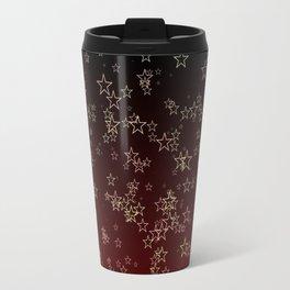 Holiday Stars Travel Mug