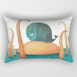 That's No Island! Rectangular Pillow