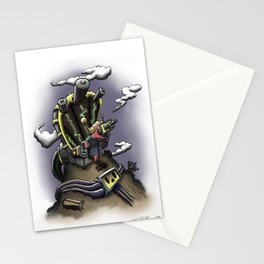 Power Throne Stationery Cards