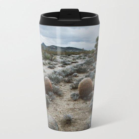 Mojave Metal Travel Mug