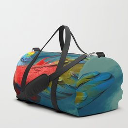 Parrot Duffle Bag