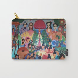 Pista sa aming nayon/ Our Town Feast Carry-All Pouch