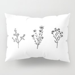 Wildflower Trio Pillow Sham