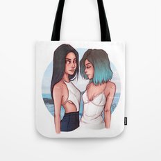 K & K Tote Bag