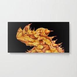 Thorny Devil Metal Print