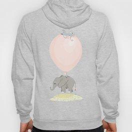 Little flying elephant Hoody