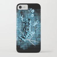 fringe iPhone & iPod Cases featuring Fringe by Veruca Crews