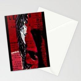 Fille Cachée Stationery Cards