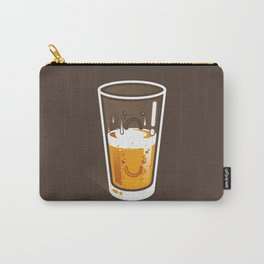Pessimistic Optimist - alt version Carry-All Pouch