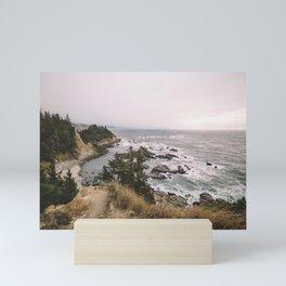 Oh, Oregon Mini Art Print