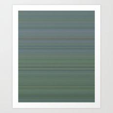 g stripe Art Print