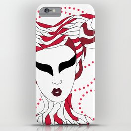 Aries / 12 Signs of the Zodiac iPhone Case