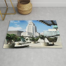 City Hall - 'Lost' Angeles Rug