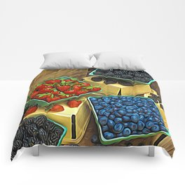 Boxed Berries Comforters