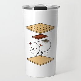 a very good s'more Travel Mug