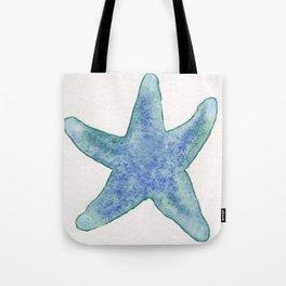 Bluegreen Starfish Tote Bag