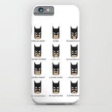 Batmustache  iPhone 6s Slim Case