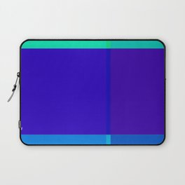 Re-Created  Supreme Court v by Robert S. Lee Laptop Sleeve
