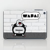 crossfit iPad Cases featuring WABA! by khalan