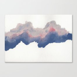 clouds_june Canvas Print