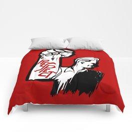 Respect!! Comforters