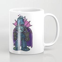 Robot Time Master Coffee Mug