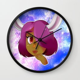Celestial Creatures: Lepus Wall Clock