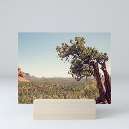 Sedona Skies II Mini Art Print