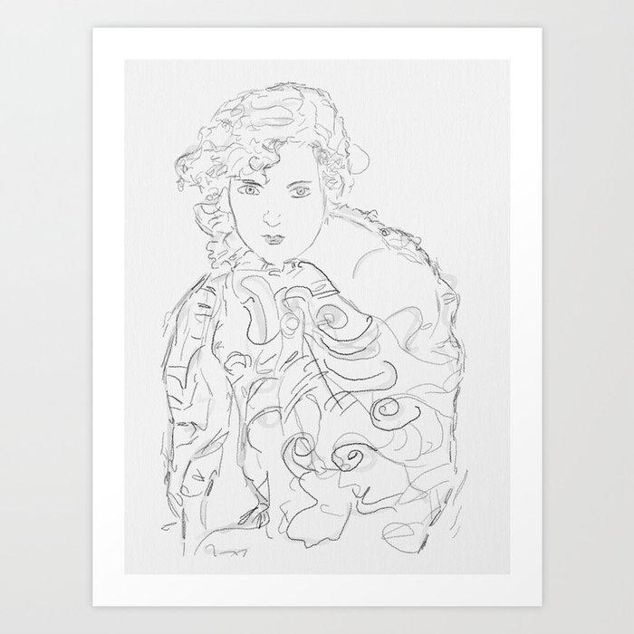 Beauty is everywhere 005 Art Print