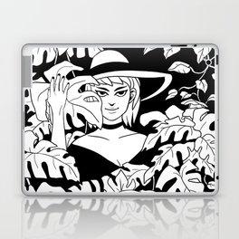 Garden Witch Laptop & iPad Skin