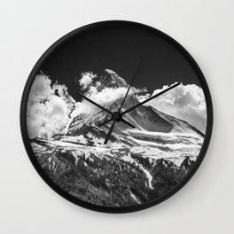 Matterhorn | Switzerland  (RR133) Wall Clock