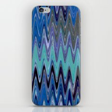 Zag zig iPhone & iPod Skin