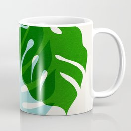 Abstraction_PLANTS_01 Coffee Mug