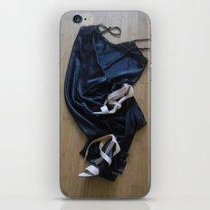 complications 1 iPhone & iPod Skin