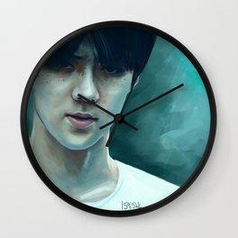 sehun Wall Clock