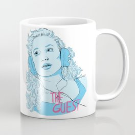 The Guest - Haunted When The Minutes Drag Coffee Mug