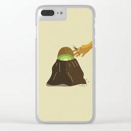 Kiwi Clear iPhone Case
