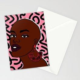 Nana Patterned Stationery Cards