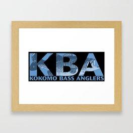 KBA Lighten Up Framed Art Print