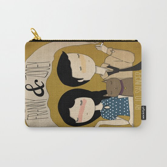 Franny & Zooey Carry-All Pouch
