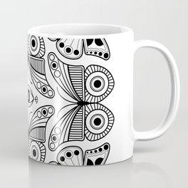 Butterfly and Eye Coffee Mug
