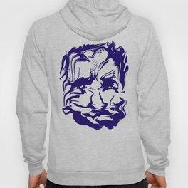 face13 blue Hoody