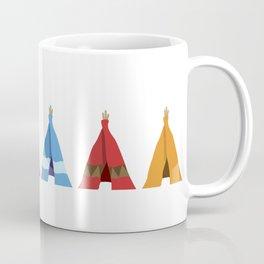 Tents Coffee Mug