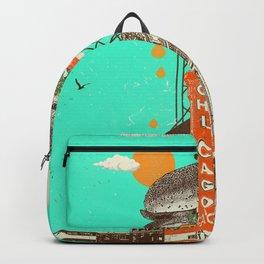 CHICAGO DOG Backpack