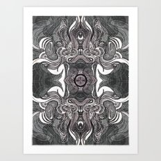 Paradigm Shift Art Print
