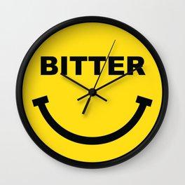 BITTER Wall Clock