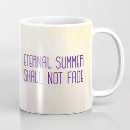 Eternal Summer -Paper- Coffee Mug