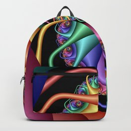 life is colorful -10- Backpack