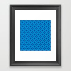 4PtPlaid Framed Art Print